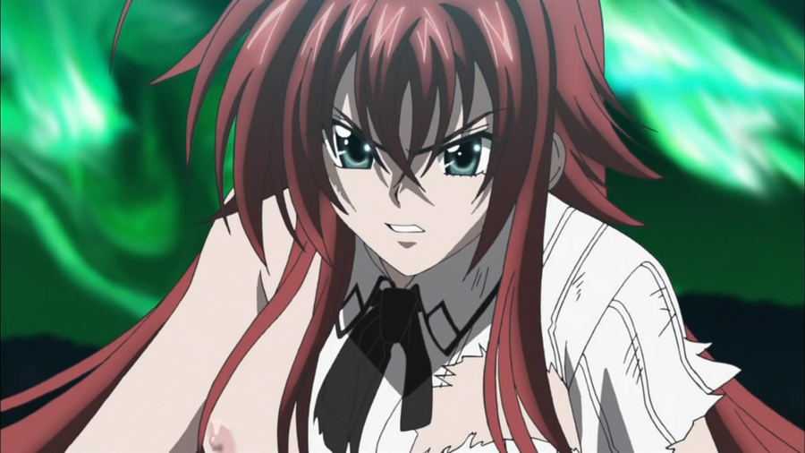 High School DXD Season 1 Episode 12 Eng Dub › Anime Villain