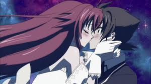 Highschool DxD Episode 4