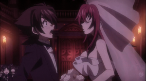 Highschool DxD Episode 8